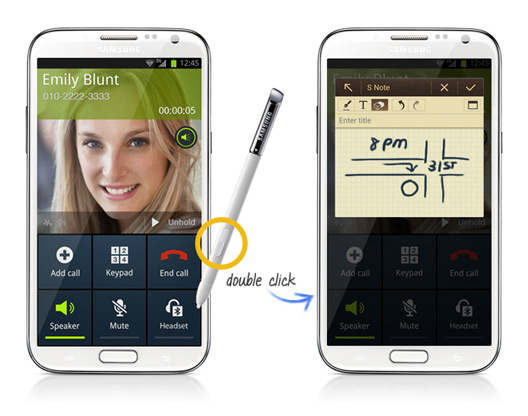 Сравнение Apple iPhone 5 vs Samsung Galaxy Note 2